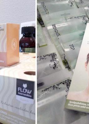 Flow -luomukosmetiikka